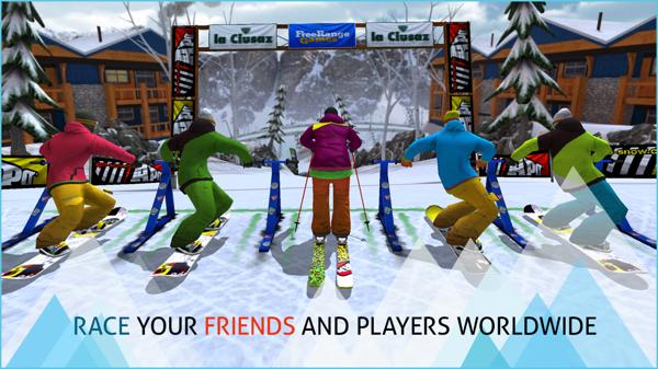 极限巅峰滑雪v1.0截图3
