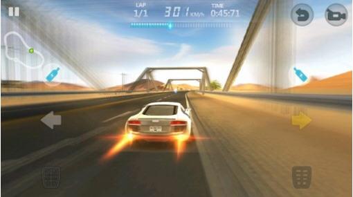 城市赛车3D破解版截图4