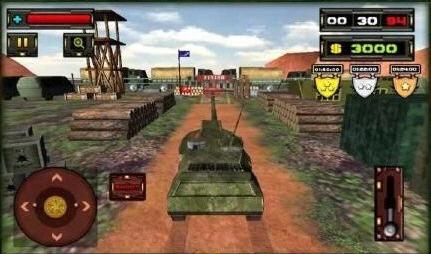 3D坦克英雄破解版截图0