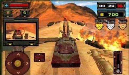 3D坦克英雄破解版截图3