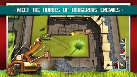 3D坦克:末日之战破解版截图1