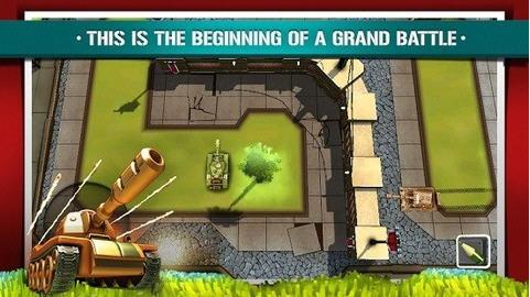 3D坦克:末日之战破解版截图3