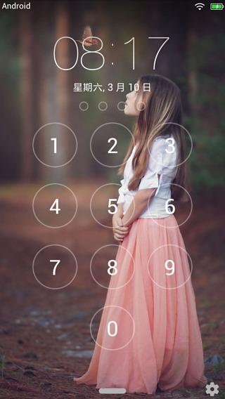 iPhone6S苹果锁屏主题安卓版v3.0.20151010最新免费版截图0
