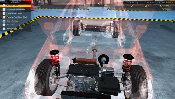 汽�修理工模�M2015截�D3