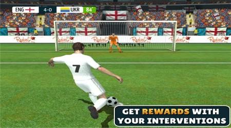 2016世界杯足球明星无限金币破解版截图3