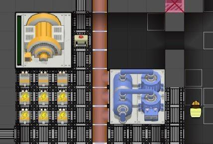 监狱建筑师电力图片
