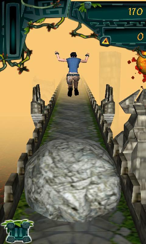 古墓逃生3D跑酷截图3