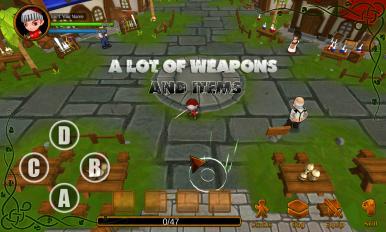 3D动漫RPG(动漫题材沙盒)1.5截图0