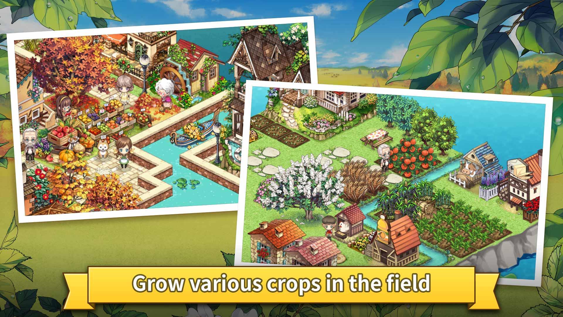 开心庄园(农场模拟)安卓版v1.0.4截图1