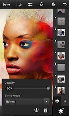 Photoshop安卓版V1.3.7免费破解版截图3