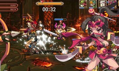 混乱战争:英雄(动作RPG)手游v1.003截图3