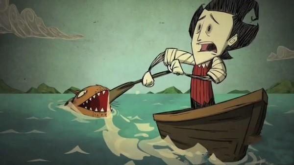 饥荒:海难截图1