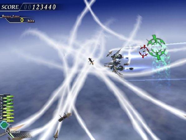 苍空之雾:重制版截图3