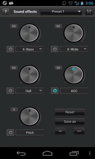 jetaudio播放器安卓版V6.4.0直装高级版截图2