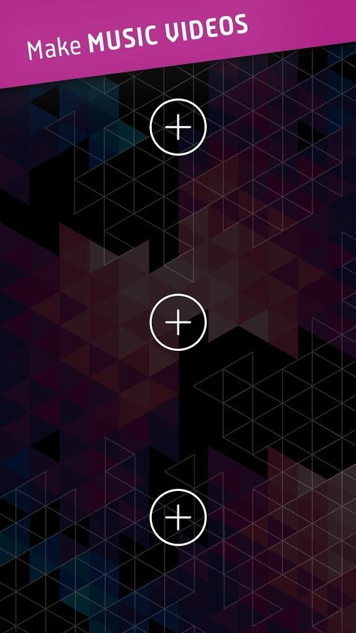 音乐视频制作Trillerv1.0.1安卓版截图0