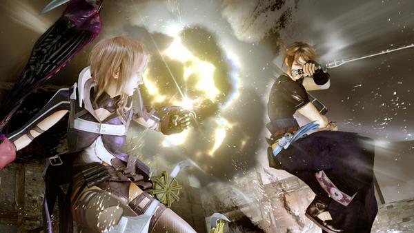 最终幻想13-3:雷霆归来截图2