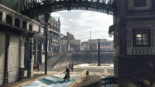 最终幻想13-3:雷霆归来截图1