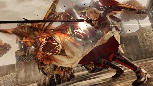 最终幻想13-3:雷霆归来截图3