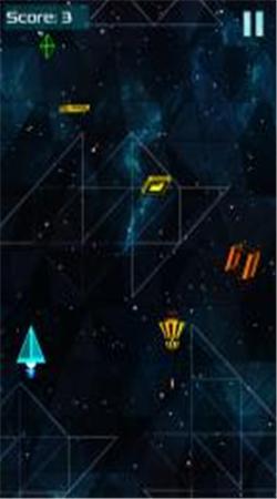 几何星系(休闲躲避)手游v1.1截图1