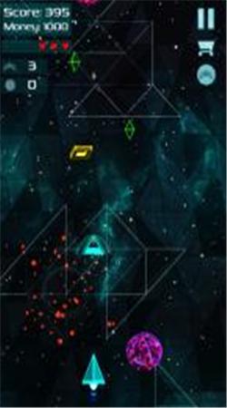 几何星系(休闲躲避)手游v1.1截图2