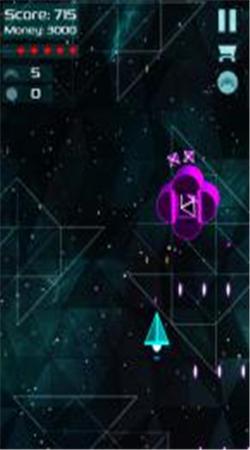 几何星系(休闲躲避)手游v1.1截图3