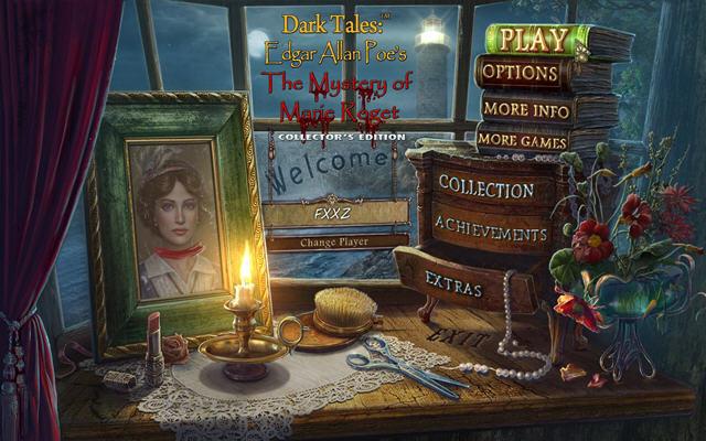 黑暗传说7:爱伦坡之玛丽・罗热疑案截图0