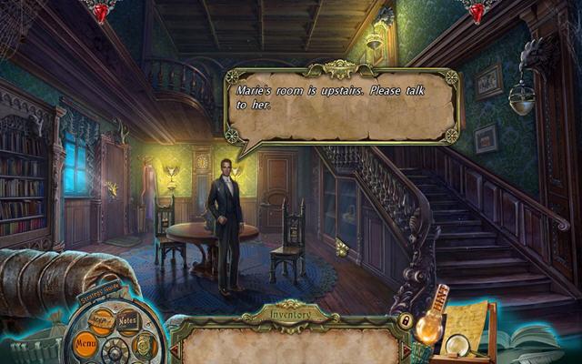 黑暗传说7:爱伦坡之玛丽・罗热疑案截图2