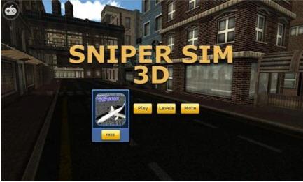 3D狙击手射击V1.2截图0