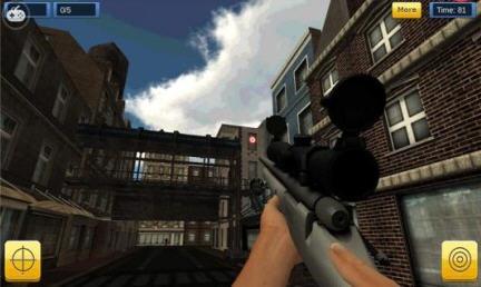 3D狙击手射击V1.2截图1