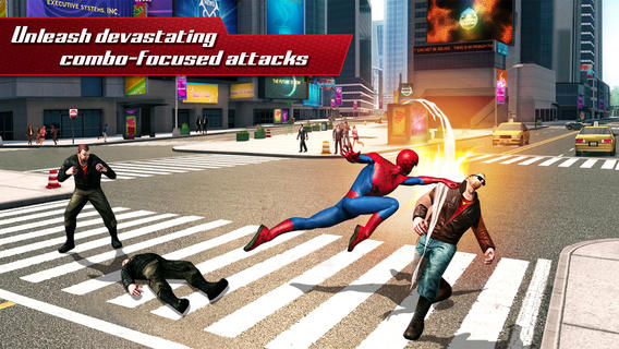 超凡蜘蛛侠2辅助v1.0最新版截图2