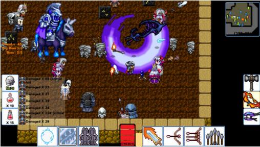 勇士的黎明混沌之战破解版截图2