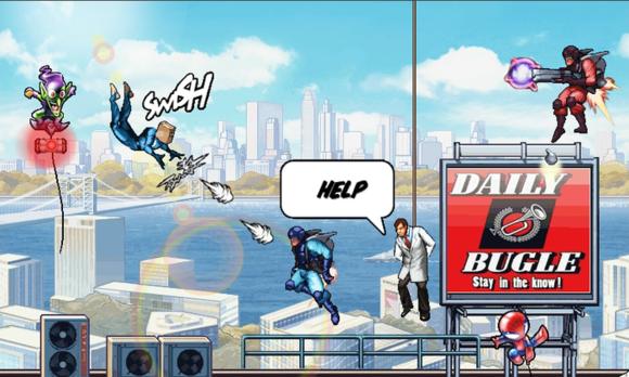 蜘蛛侠:终极力量1.0截图0