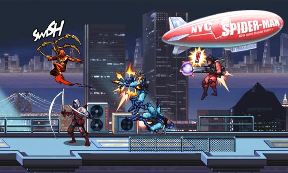 蜘蛛侠:终极力量1.0截图2