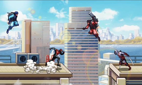 蜘蛛侠:终极力量1.0截图4