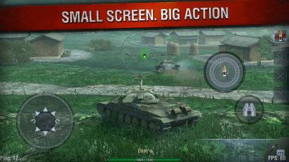 战争坦克世界2v1.0.5截图1
