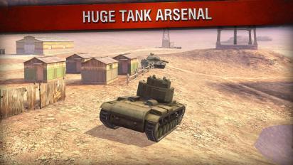 战争坦克世界2v1.0.5截图3