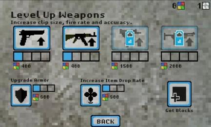 我的世界:枪战1.3截图1