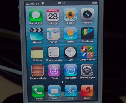 iPhone 4s/iPad 2降级工具odysseusOTA6.1.3截图0