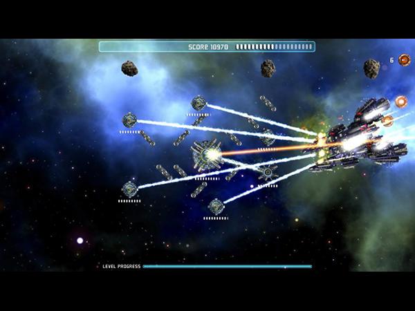 星际围墙截图2