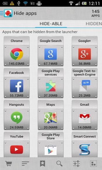 AppMgr Pro III(移动程序到SD卡)安卓版v3.47截图0