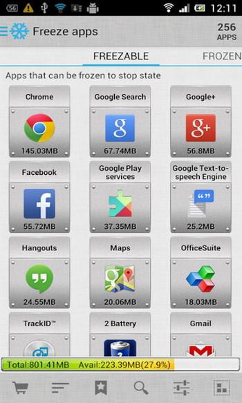 AppMgr Pro III(移动程序到SD卡)安卓版v3.47截图3