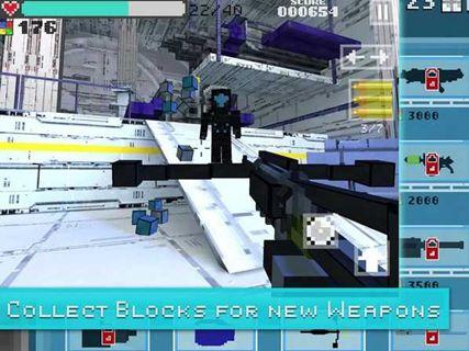 3D方块射击命运的召唤(像素沙盒射击)1.3截图0