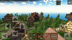 中世纪工艺2:城堡建筑(沙盒像素)安卓版v1.0.9截图2