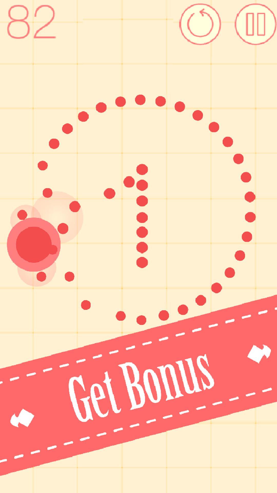 超级节拍小球休闲手游v1.5截图0
