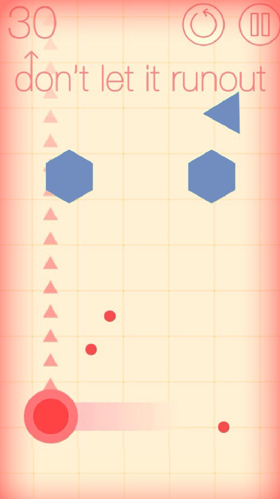 超级节拍小球休闲手游v1.5截图1