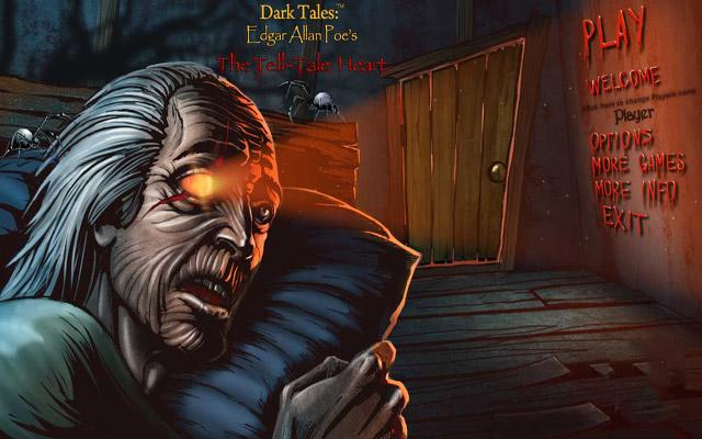 黑暗传说8:爱伦坡之泄密的心截图0