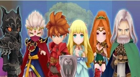 圣剑传说最终幻想外传安卓版1.0.0截图0