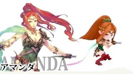 圣剑传说最终幻想外传安卓版1.0.0截图1