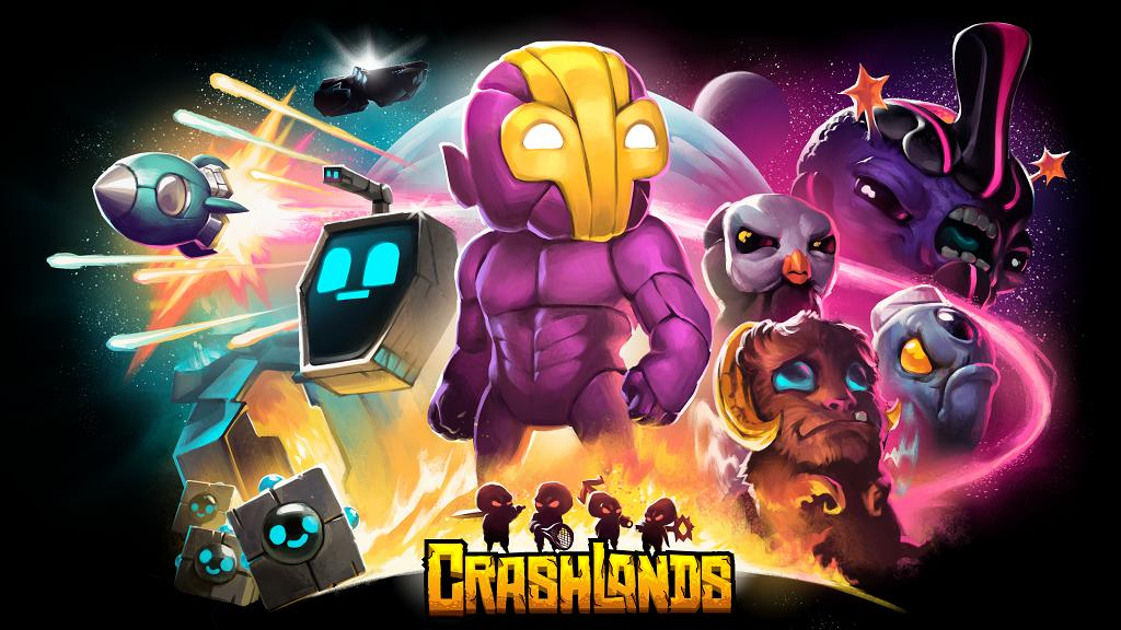 崩溃大陆(crashlands)手机版v1.1.5汉化版截图0