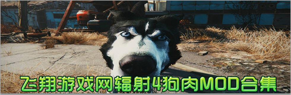 辐射4狗肉MOD合集